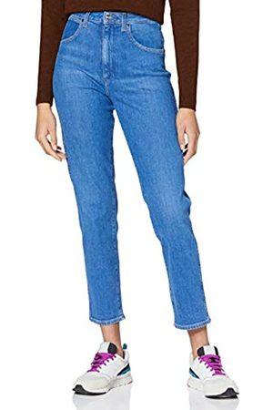 Wrangler Wrangler Damen MOM Straight Jeans