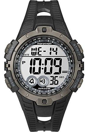 Timex Timex Herren-Armbanduhr Digital Quarz Plastik T5K802