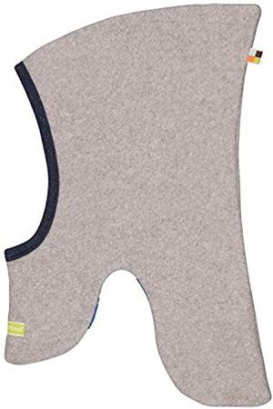 loud + proud Baby-Unisex Schlupfmütze Fleece Aus Bio Baumwolle, GOTS Zertifiziert Mütze
