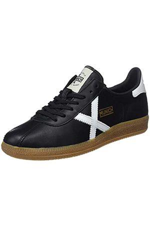 Munich Unisex-Erwachsene Barru Sneakers, (Negro/Blanco 30)