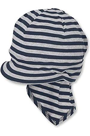 Sterntaler Sterntaler Unisex Baby Piratentuch mit Nackenschutz Mütze
