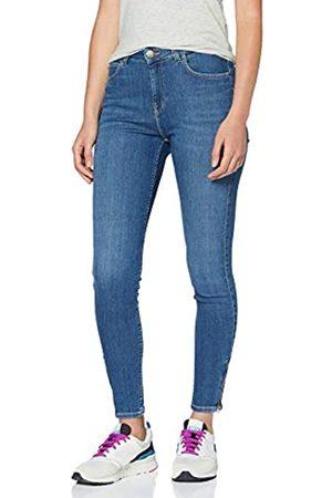 Lee Lee Femme Scarlett High Zip Skinny Jeans