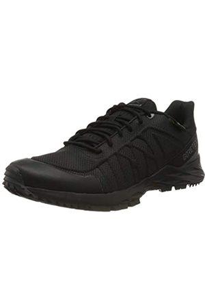 Reebok Reebok Mens Astroride Trail GTX 2.0 Gymnastics Shoe, Black/Pure Grey 4/Black