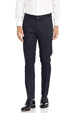 Buttoned Down Skinny Fit Non-Iron Chino dress-pants, navy