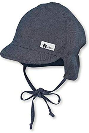 Sterntaler Sterntaler Baby-Jungen Schirmmütze Nackenschutz und Bindebändern Mütze