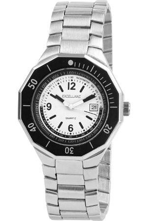 Excellanc Excellanc Herren-Uhren mit Metallband 284022000112