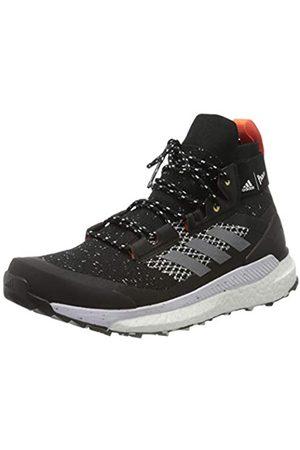 adidas Adidas Herren Terrex Free Hiker Parley Walking-Schuh, Schwarz (CBLACK/GRETHR/BLUSPI)