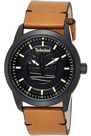 Timberland TimberlandHerrenAnalogQuarzUhrmitLederArmbandTBL15632JSB.02