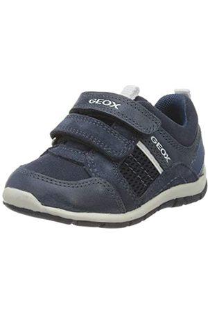 Geox Geox Baby Jungen B Shaax A Sneaker, Blau (Navy C4002)