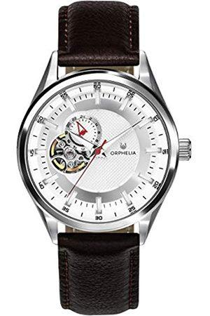 ORPHELIA ORPHELIA Herren Analog Automatik Uhr mit Leder Armband OR91800