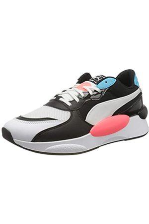 Puma Puma Unisex-Erwachsene Rs 9.8 Fresh Sneaker, Weiß White Black-Blue Atoll