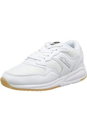 Ellesse Damen Nyc84 Sneaker, Mehrfarbig (White/White/Grey Wht/Wht/Gry)