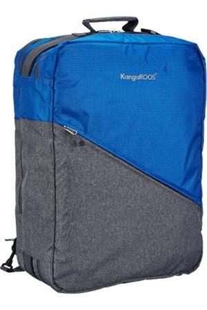 KangaROOS KangaROOS Unisex-Erwachsene Healy Travel Bag Schultertaschen, Blau (Copen 442)