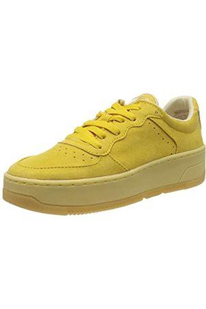 s.Oliver S.Oliver Damen 5-5-23674-24 Sneaker, Gelb (Yellow 600)