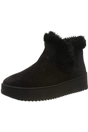 Marc O' Polo Marc O'Polo Damen 90915345001318 Hohe Sneaker, Schwarz (Black 990)