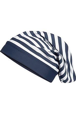 Playshoes Beanie Maritim mit UV-Schutz, Kinderhut, (marine / weiß)