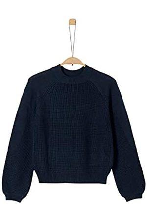 s.Oliver S.Oliver RED LABEL Mädchen Cropped Pullover mit weiten Ärmeln navy XL.REG