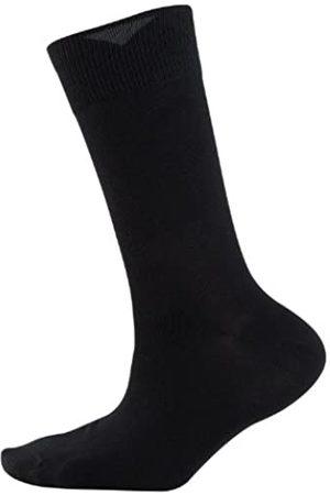 Nur Der Herren Socken & Strümpfe - Herren Socken 407539/He Cotton Stretch DP, 2er Pack, Gr. 47/48