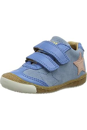 Bisgaard Bisgaard Unisex-Kinder 40323.119 Sneaker, Blau (Sky Blue 601-1)