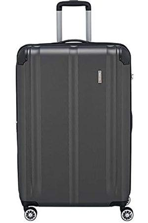 """Elite Models' Fashion Travelite Leicht, flexibel, sicher: """"City""""-Hartschalenkoffer für Urlaub und Business (auch mit Vortasche) Koffer, 77 cm"""