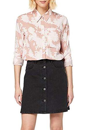 Name it NAME IT Damen NMSUNNY Short DNM Skater Skirt Blck NOOS Rock
