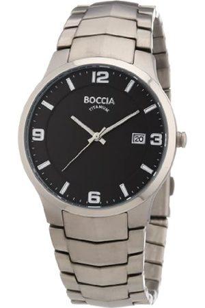 Boccia Boccia Herren-Armbanduhr XL Analog Titan 3561-02