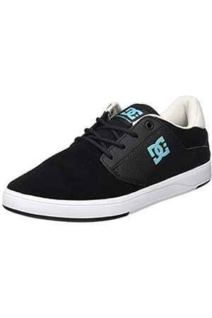 DC DC Shoes Herren Plaza TC Skateboardschuhe, Schwarz (Black/Turquoise Btu)