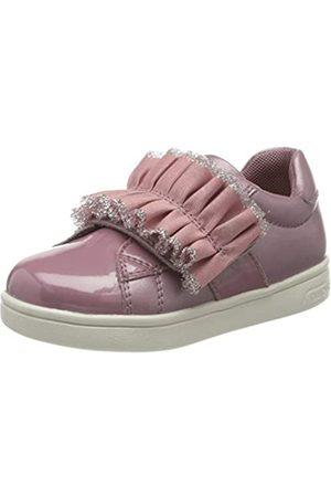 Geox Geox Baby Mädchen B DJROCK Girl A Sneaker, Pink (Dk Pink C8006)