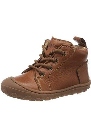 Bisgaard Bisgaard Unisex Baby Gerle Lace Sneaker, Braun (Cognac 66)