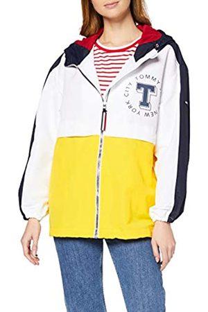 Tommy Hilfiger Tommy Jeans Damen JACKET Langarm Blouson Jacke 36 (Herstellergröße: S)