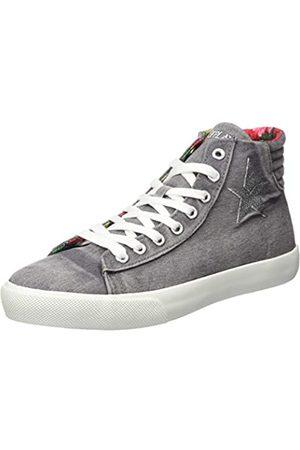 Replay Damen Ever W - LAWNE Hohe Sneaker, (Grey 28)