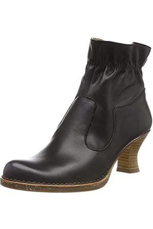 Neosens Damen Restored-iris Rococo Kurzschaft Stiefel, (Black S854)