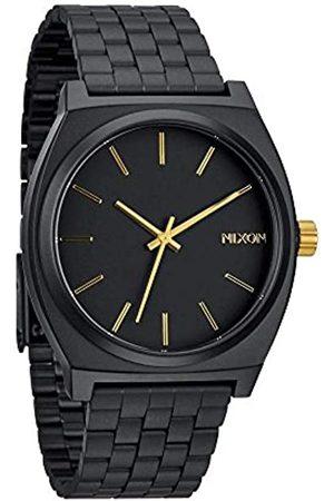 Nixon Nixon Damen Analog Quarz Uhr mit Edelstahl Armband A0451041-00