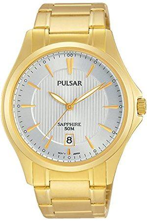Pulsar Pulsar Herren-Armbanduhr Analog Quarz Edelstahl beschichtet PS9384X1