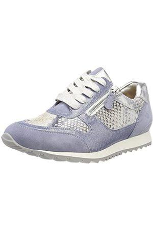 Hassia Barcelona, Weite H, Damen Sneakers, (Azure/Multi)