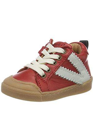 Bisgaard Bisgaard Unisex Baby Sylvester Sneaker, Rot (Red 1903)