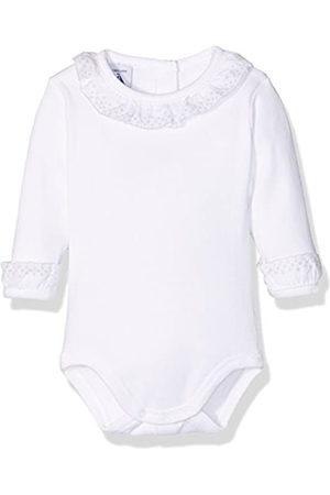 BABIDU Unisex Baby Body Cuello Batista