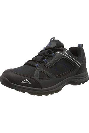 mc kinley McKINLEY Herren AQUABASE Maine Walking-Schuh, Black/Anthracite/B