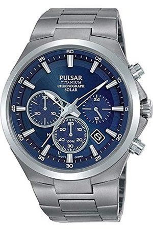 Pulsar Pulsar Quarz Uhr mit Edelstahl Armband 8431242963587
