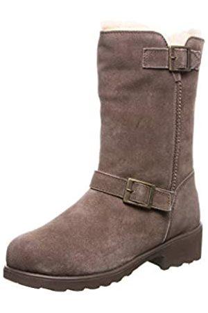 Bearpaw Damen ARIA Biker Boots, (Seal Brown 240)