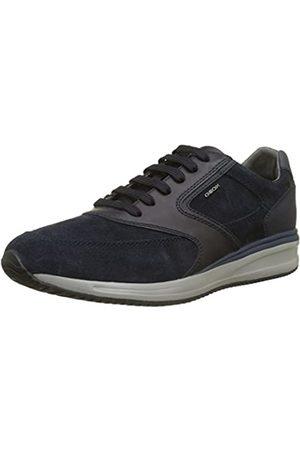 Geox Geox Herren U Dennie A Low-Top Sneaker, Blau (Navy C4002)