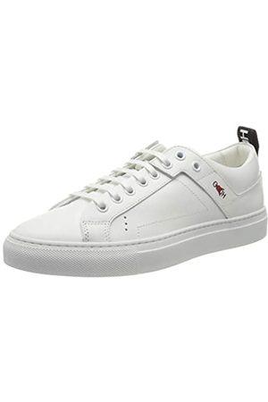 HUGO BOSS HUGO Damen Mayfair Low Cut-NLG 10201909 01 Sneaker, Weiß (White 100)
