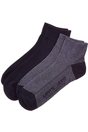 Levi's Herren Socken & Strümpfe - Herren Levis 168SF Cut 2P Socken