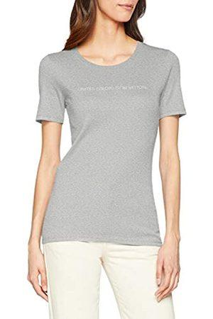 Benetton Damen T-Shirt Pullunder