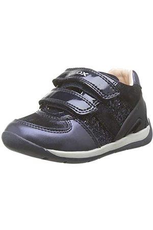 Geox Geox Baby Mädchen B Each Girl B Sneaker, Blau (Navy C4002)