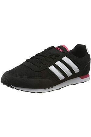 adidas Adidas Damen City Racer W Fitnessschuhe, Schwarz (Negbas/Ftwbla/Supros 000)
