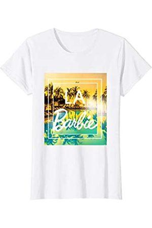 Barbie Damen Shirts - Damen T-Shirt, LA, Palmen