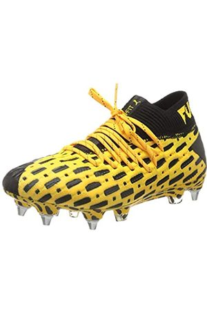 Puma Puma Unisex-Erwachsene Future 5.1 Netfit Mxsg Botas de fútbol, Gelb (Ultra Yellow Black)