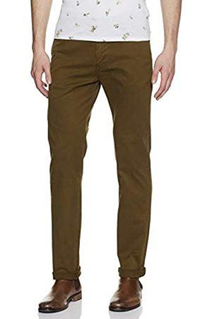 Scotch&Soda Scotch & Soda Herren NOS Stuart - Slim fit Cotton/elastan Garment Dyed Chino Pant Hose