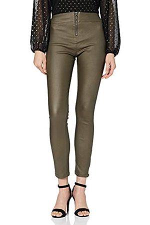 Cream Cream Damen Belus- Katy Fit Slim Jeans